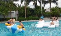 Van Goede Kwaliteit opblaasbare waterpark & Spelen van de het Watersport van de Bounciapool de Opblaasbare voor Volwassenen en Jonge geitjes te koop