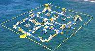 Van Goede Kwaliteit opblaasbare waterpark & Het reuze Opblaasbare Spel van het Waterspeelgoed/het Opblaasbare Openluchtpark van het Waterthema te koop