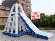China 0.9mm het Duurzame Opblaasbare Water die van pvc Dia met Goedgekeurd Ce beklimmen fabriek