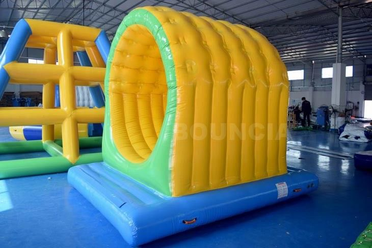 Inflatable Water Sport Park Tunnel / Swimming Pool Water Games
