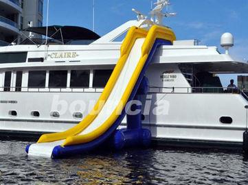 7.7m Lange Opblaasbare Waterdia voor Jacht, Dia van het Jacht de Opblaasbare Water